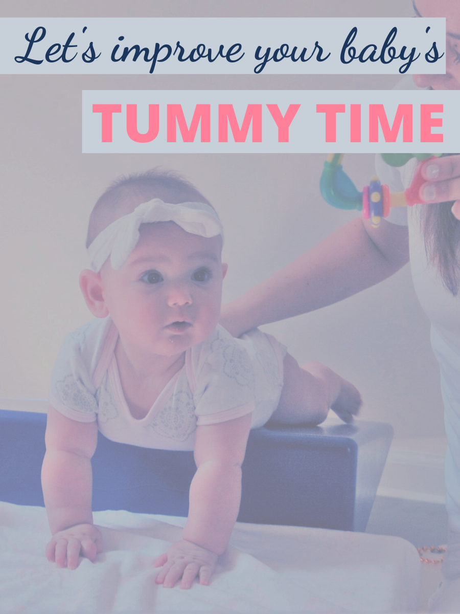 Improve Baby Tummy Time - Pediatric Physical Therapy