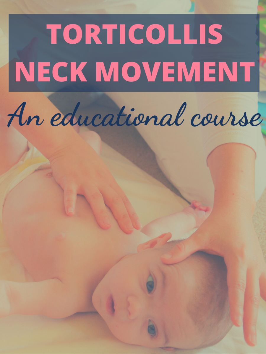Torticollis Neck Movement - Pediatric Physical Therapy