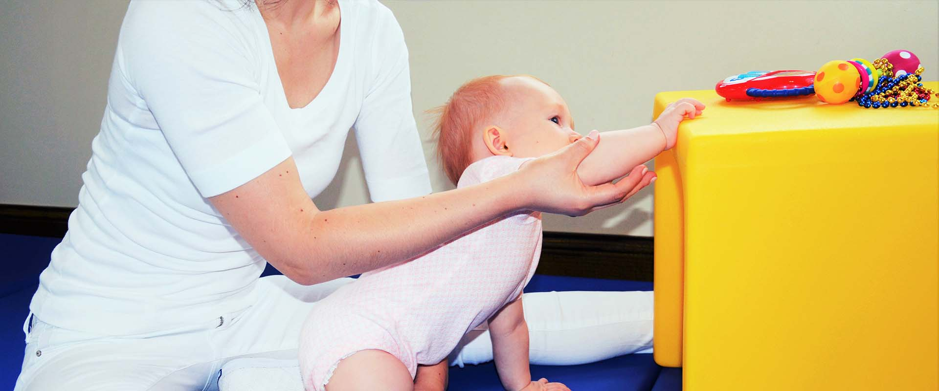 Pediatric Therapy for Milestone Development with Angella Marcotte - The Baby Movement Specialist