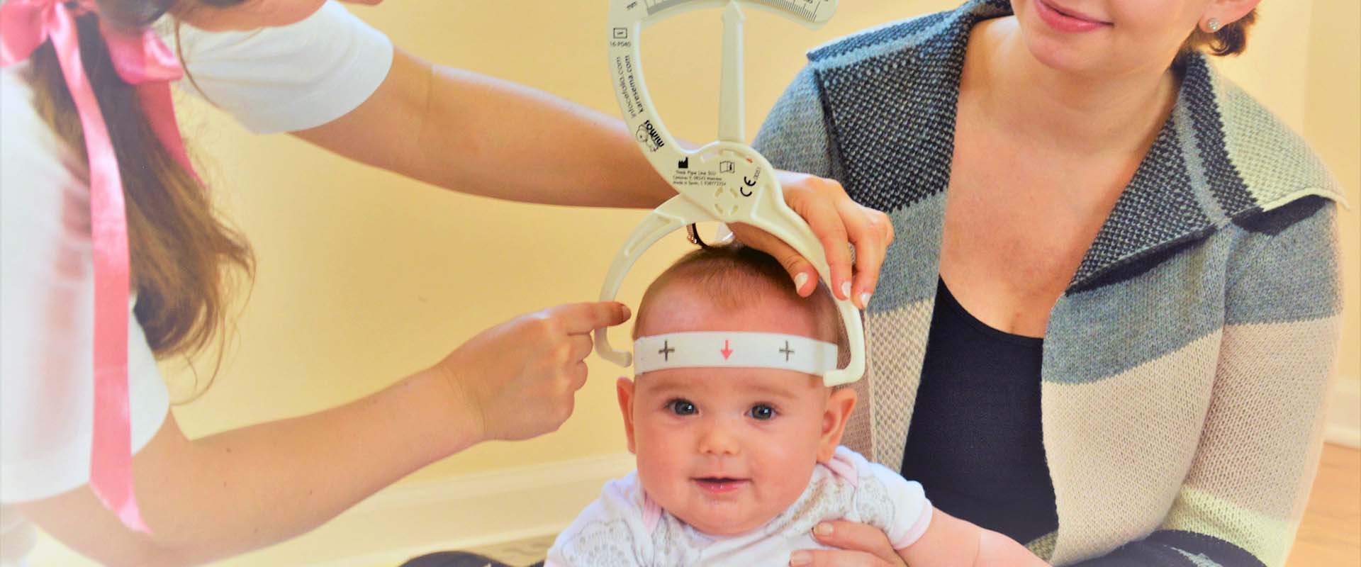 Pediatric Therapy for Plagiocephaly with Angella Marcotte - The Baby Movement Specialist